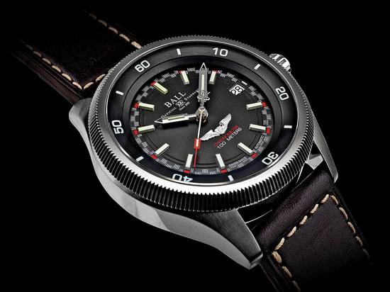 Ball Engineer II Magneto Valor Limited Edition Watch