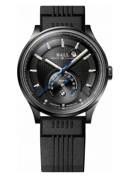 Ball for BMW TMT Chronometer Watch Front