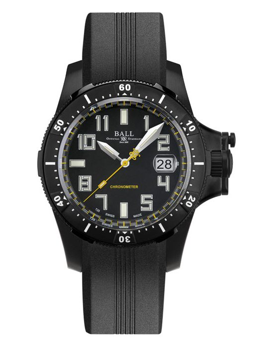 Ball Watch Engineer Hydrocarbon Black Watch