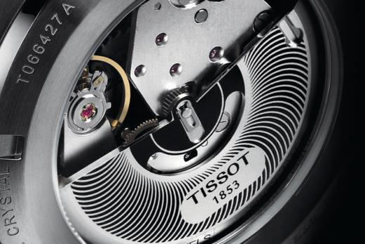 Tissot Seastar 1000 Chronograph Watch mechanism