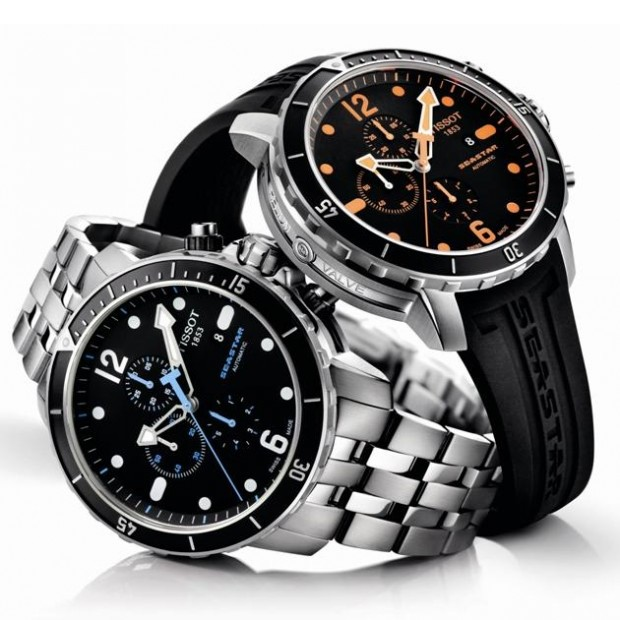 Tissot Seastar 1000 Chronograph Watches