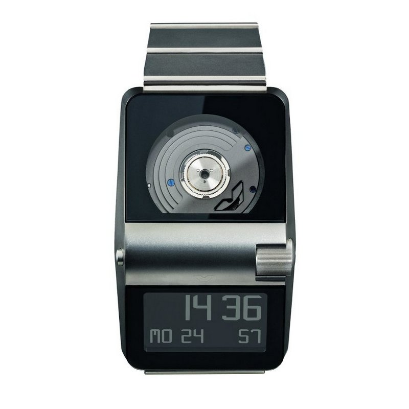 Ventura SPARC MGS Watch front