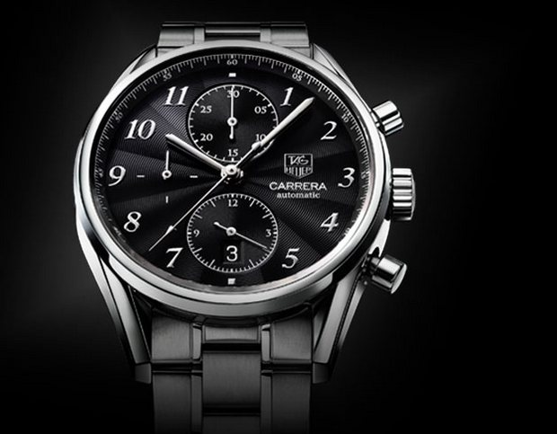 4f62d4afa11 Baselworld 2011 – Tag Heuer Carrera Heritage Watches