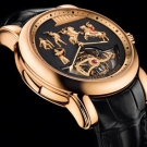 Ulysse Nardin Alexander the Great Watch rose gold