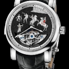 Ulysse Nardin Alexander the Great white gold