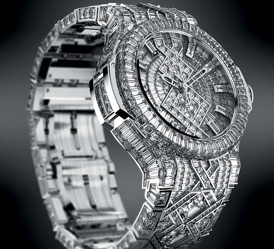 Hublot Big Bang $5 Million Watch