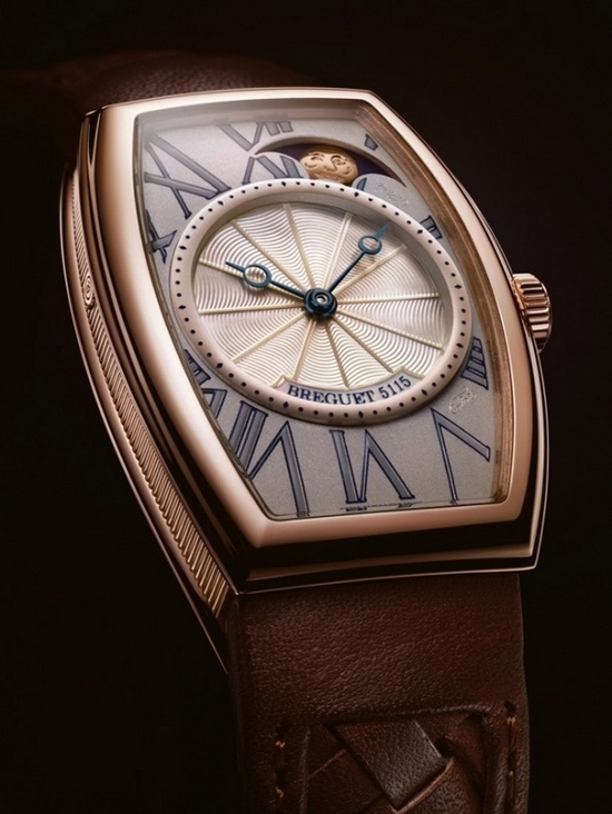 Breguet Heritage Phases de Lune Retrograde Ref. 8660 Watch