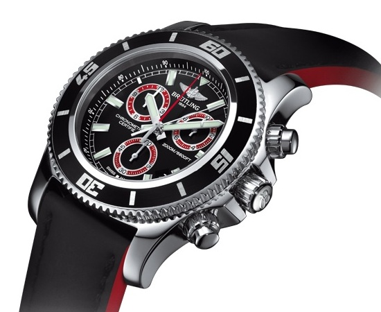 Breitling Superocean Chronograph M2000 Watch