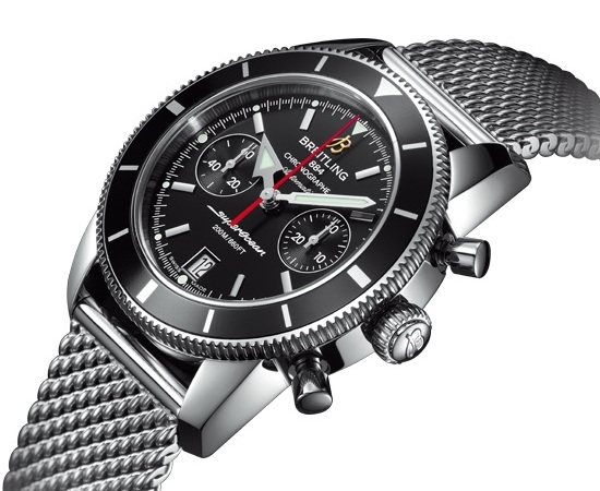 Breitling Superocean Chronographe Héritage 44 Watch