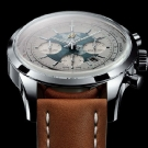 Breitling Transocean Unitime Watch