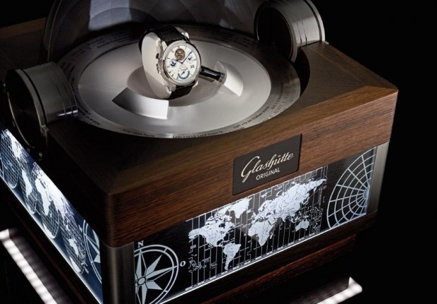 Glashütte Original Grande Cosmopolite Tourbillon Watch Box