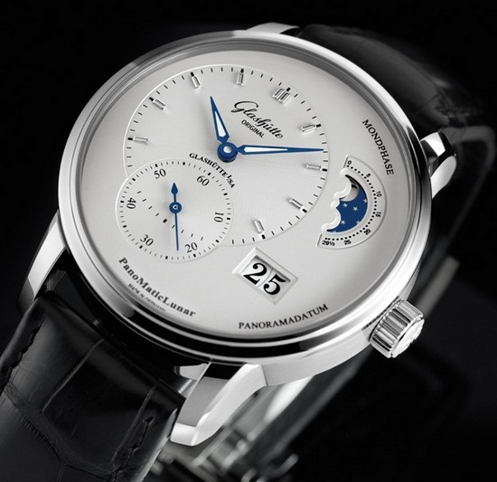 Glashütte Original Panomaticlunar Watch