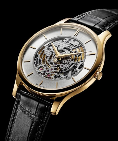Chopard L.U.C XP Skeletec Watch