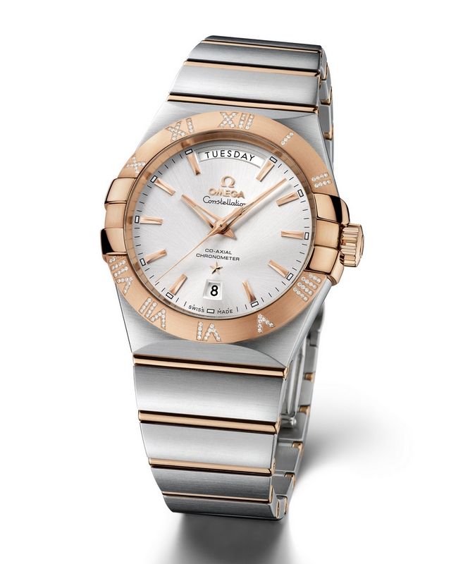 Omega Constellation Day Date Watch