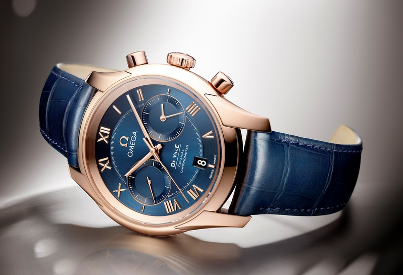 Omega de Ville Chronograph Watch