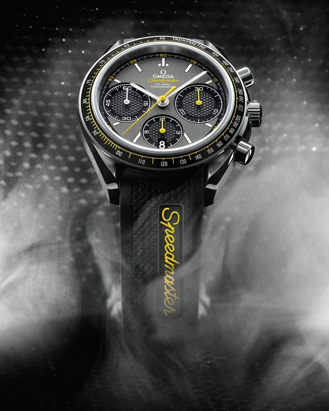 Omega Speedmaste Racing Chronograph Watch