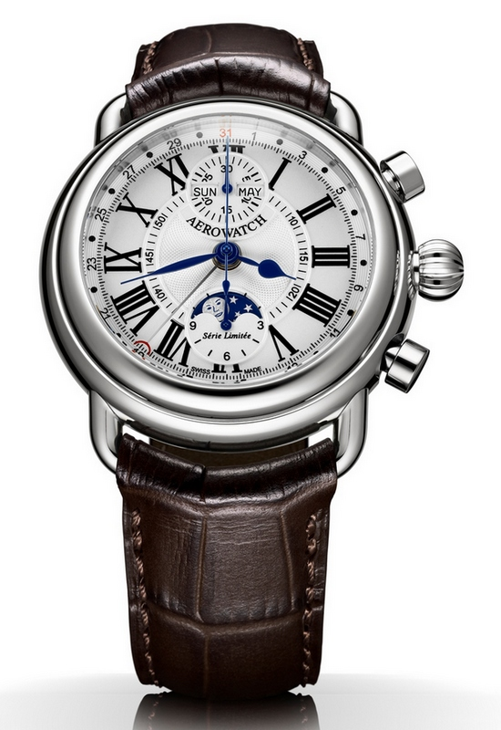 Aerowatch 1942 Chronograph Limited Edition Watch