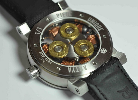 ArtyA Son of a Gun Watch Caseback