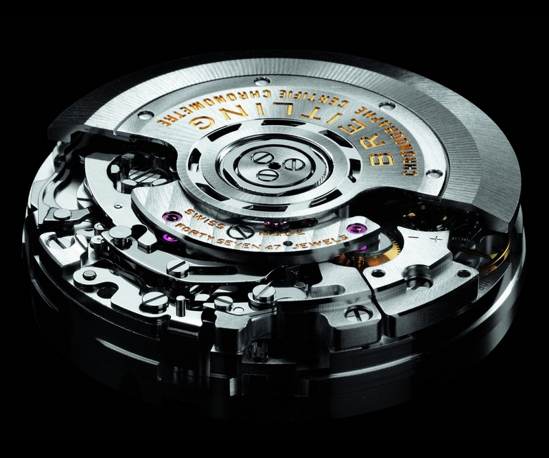 Breitling Chronomat GMT 44 Watch Movement