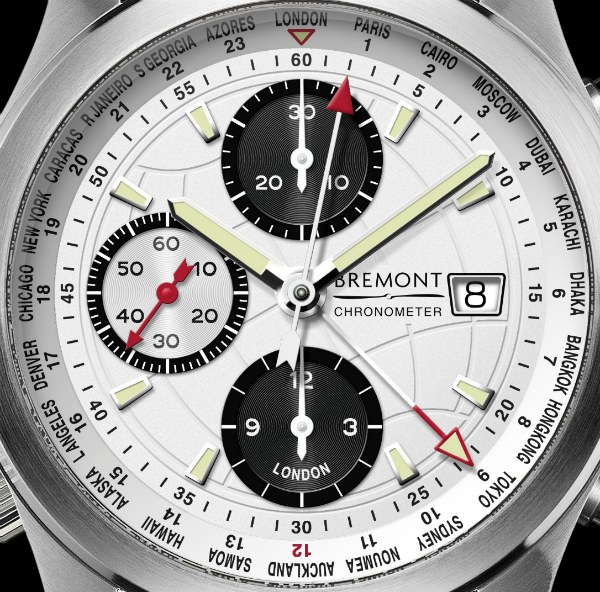 Bremont World Timer ALT1-WT Watch