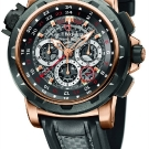 Carl F. Bucherer Patravi Traveltec Fourx Watch 00.10620.22.93.01