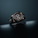 Carl F. Bucherer Patravi Traveltec Fourx Watch