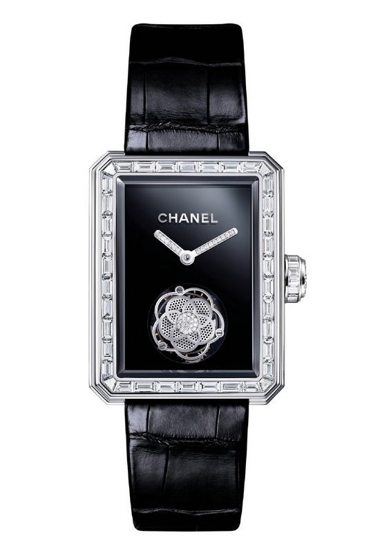 Chanel Première Flying Tourbillon Watch