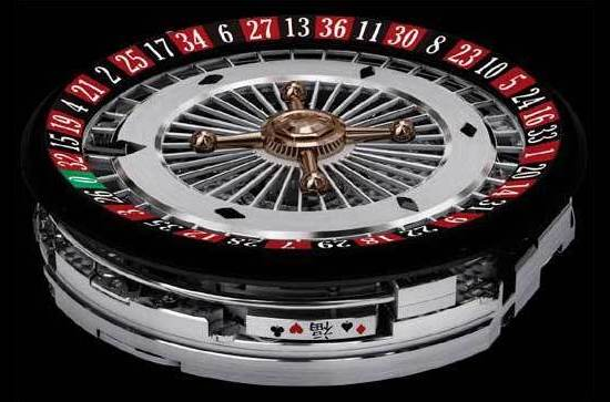 Christophe Claret Baccara Dragon White Gold Watch