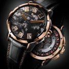Christophe Claret Baccara Dragon Red Gold Watch