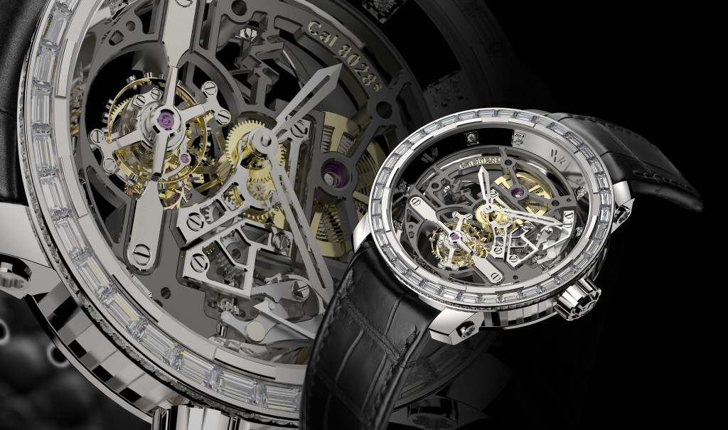 DeWitt Twenty-8-Eight Skeleton Watch