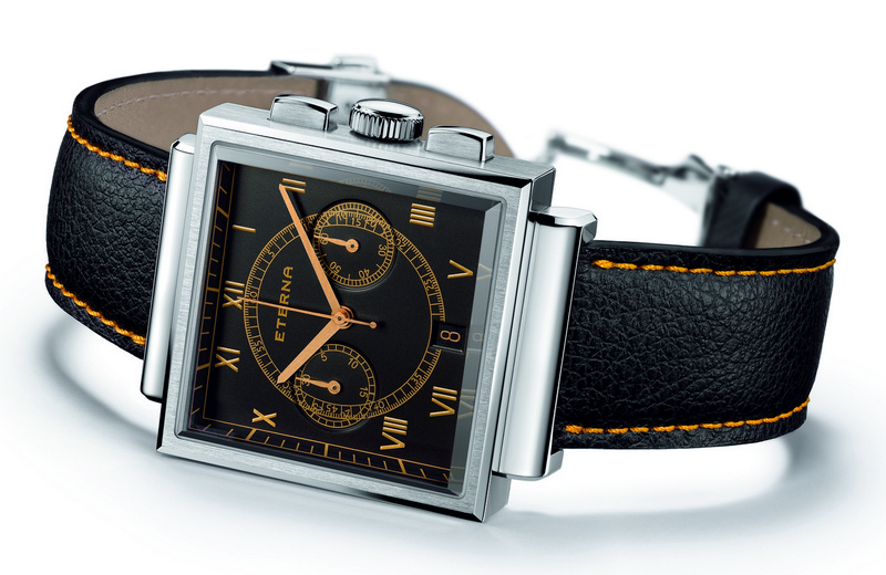 Eterna Heritage Chronograph Limited Edition 1938 Watch