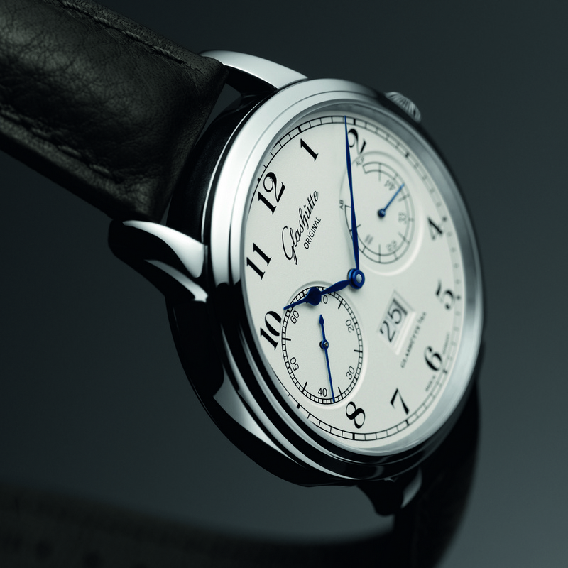 Glashütte Original Senator Observer 1911 Julius Assmann Watch