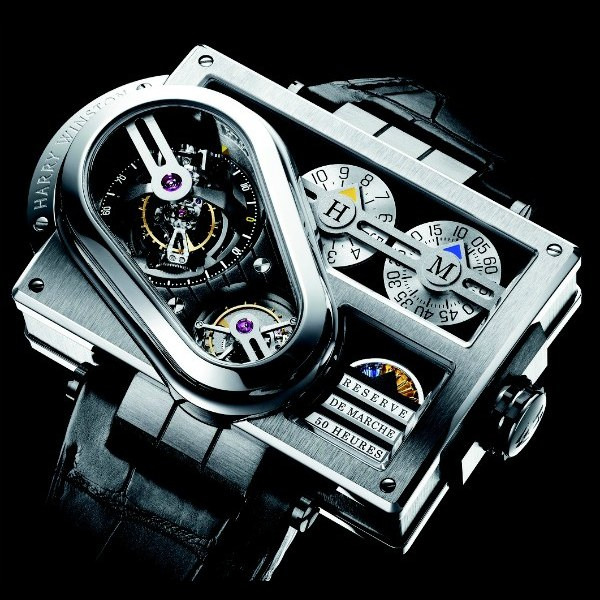 Harry Winston Histoire de Tourbillon 3 Watch