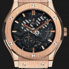 Hublot Classic Fusion Extra-Thin Skeleton Watch