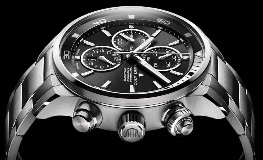 Maurice Lacroix Pontos S Diving Chronograph Watch