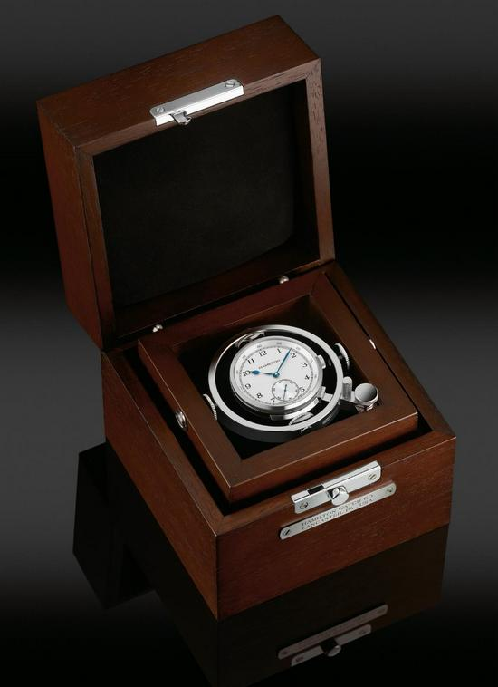 Hamilton Khaki Navy Pioneer Limited Edition Watch Box