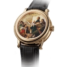 Robert & Fils 1630 Léopold Robert les Musiciens Watch