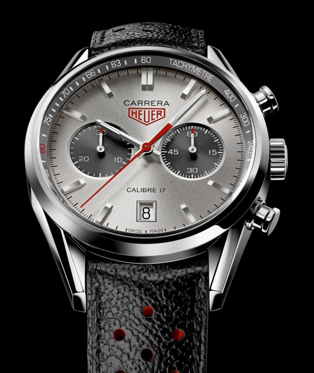 TAG Heuer Carrera Calibre 17 Jack Heuer 80th Birthday Watch