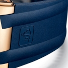 Ulysse Nardin Blue Toro Limited Edition Watch Bracelet