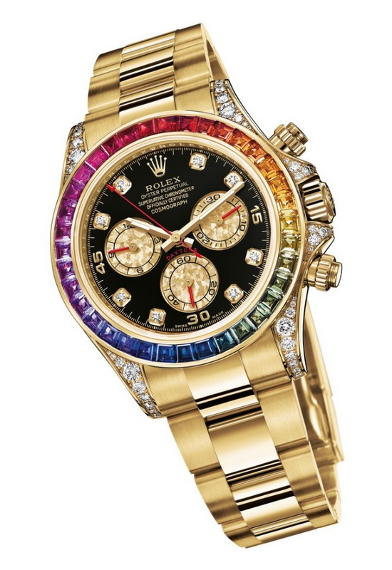 Replica gold Breitling watches