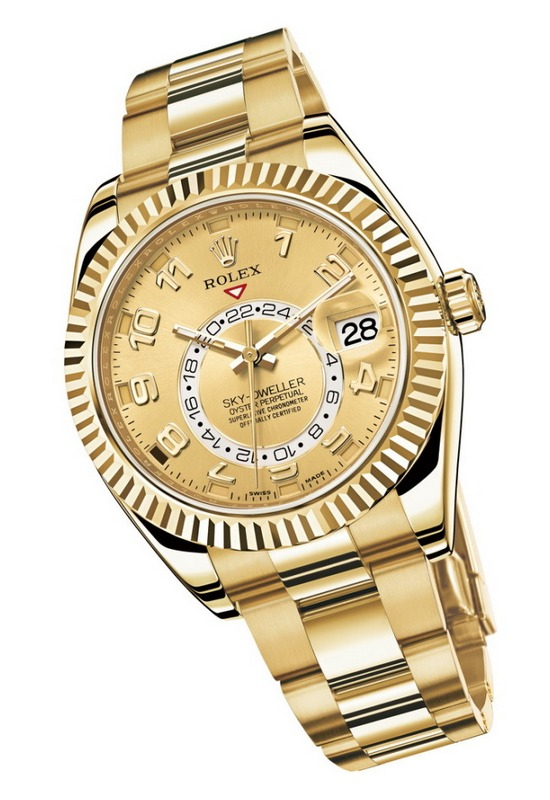 Rolex Watches For Men Gold