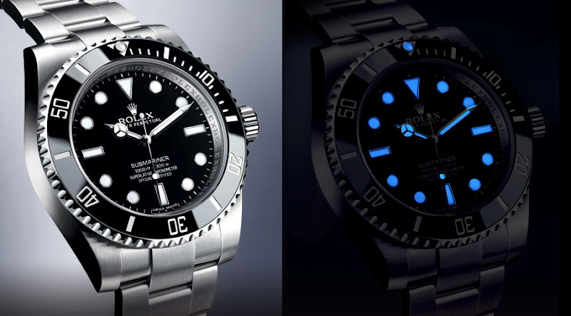 Rolex Submariner Ref. 114060 Watch