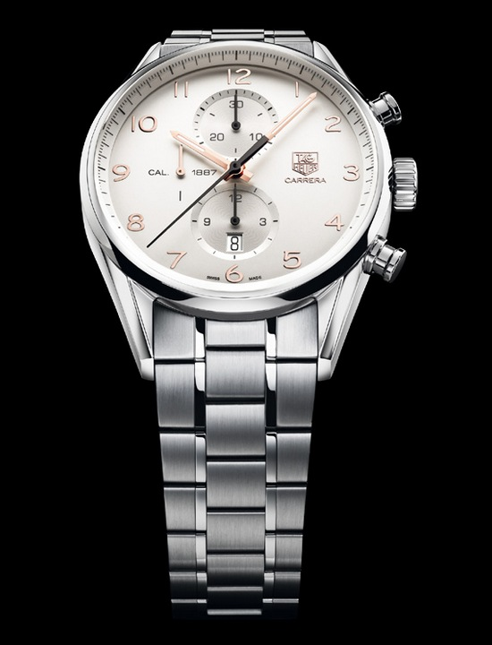 Baselworld 2012 Tag Heuer Extended Its Carrera Calibre
