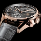 Tag Heuer Carrera Calibre 1887 Chronograph Rose Gold Watch