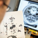 Girard-Perregaux Constant Escapement Sketch