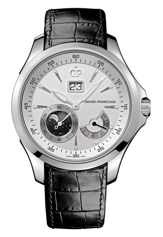 Girard-Perregaux Traveller Moon Phases Watch T.49650.11.131.BB6A