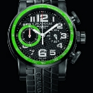 Graham Silverstone Stowe 44 Chronograph Watch Green