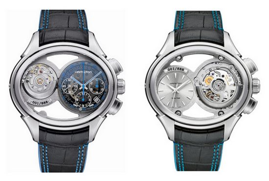 Hamilton Jazzmaster Face2face Watch Faces