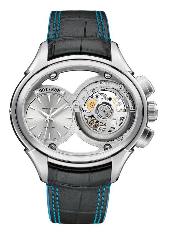 Hamilton Jazzmaster Face2face Watch Other Face