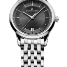 Maurice Lacroix Les Classiques Date Watch with Stainless Steel Bracelet